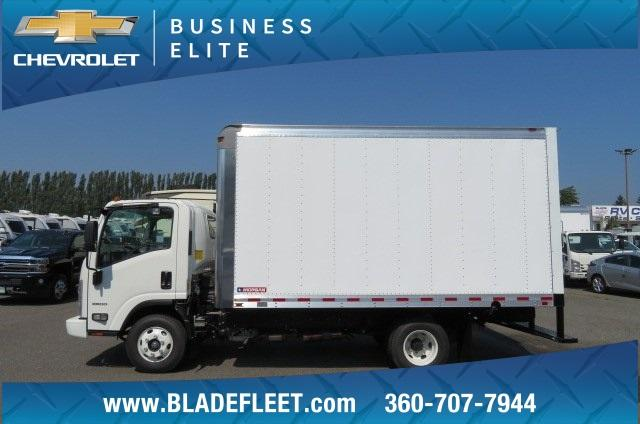 2018 LCF 3500 Regular Cab 4x2,  Morgan Fastrak Dry Freight #10857 - photo 3