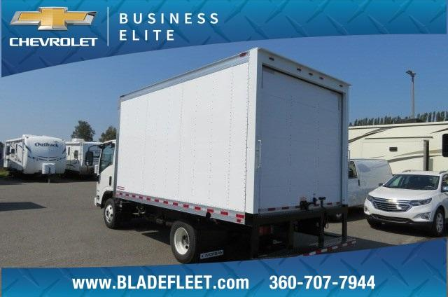 2018 LCF 3500 Regular Cab 4x2,  Morgan Fastrak Dry Freight #10857 - photo 2