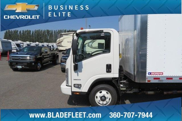 2018 LCF 3500 Regular Cab 4x2,  Morgan Fastrak Dry Freight #10857 - photo 4
