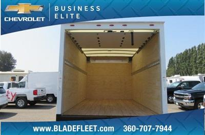 2018 LCF 3500 Regular Cab 4x2,  Morgan Fastrak Dry Freight #10857 - photo 11