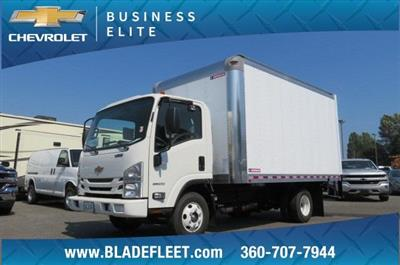 2018 LCF 3500 Regular Cab 4x2,  Morgan Fastrak Dry Freight #10857 - photo 1