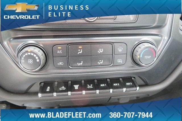 2018 Silverado 3500 Regular Cab DRW 4x2,  Monroe Work-A-Hauler II Platform Body #10860 - photo 23