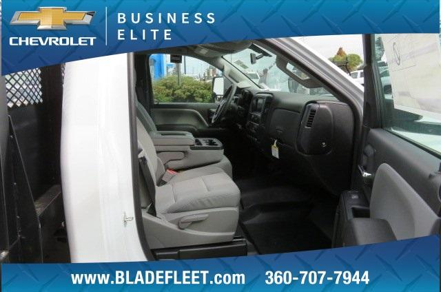 2018 Silverado 3500 Regular Cab DRW 4x2,  Monroe Work-A-Hauler II Platform Body #10860 - photo 31