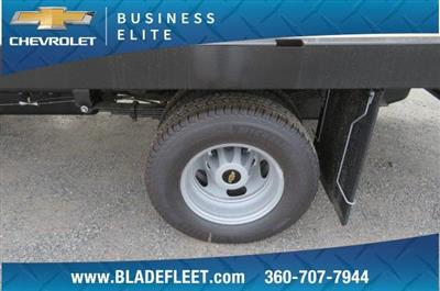 2018 Silverado 3500 Regular Cab DRW 4x2,  Monroe Work-A-Hauler II Platform Body #10860 - photo 4