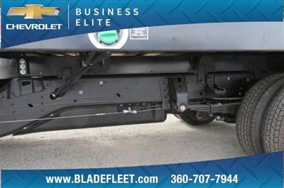 2018 Silverado 3500 Regular Cab DRW 4x2,  Monroe Work-A-Hauler II Platform Body #10860 - photo 6