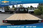 2018 Silverado 3500 Regular Cab DRW 4x2,  Monroe Work-A-Hauler II Platform Body #10860 - photo 8