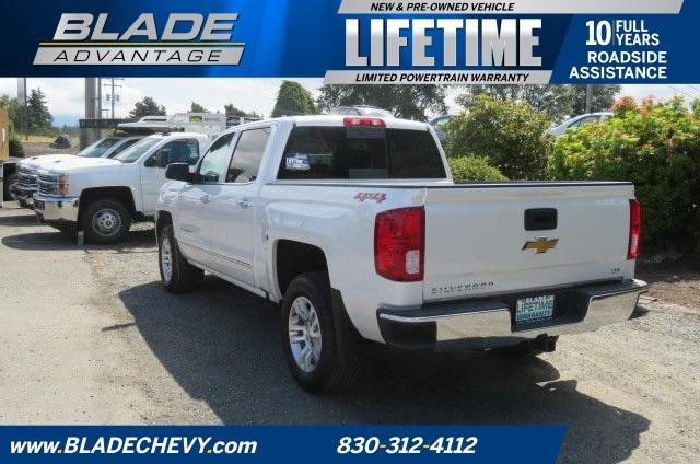 2018 Silverado 1500 Crew Cab 4x4,  Pickup #10888 - photo 2