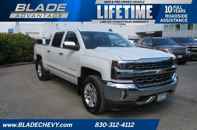 2018 Silverado 1500 Crew Cab 4x4,  Pickup #10888 - photo 32