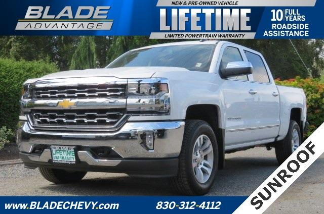 2018 Silverado 1500 Crew Cab 4x4,  Pickup #10888 - photo 1