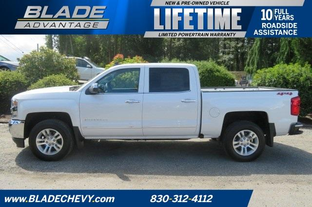 2018 Silverado 1500 Crew Cab 4x4,  Pickup #10888 - photo 8