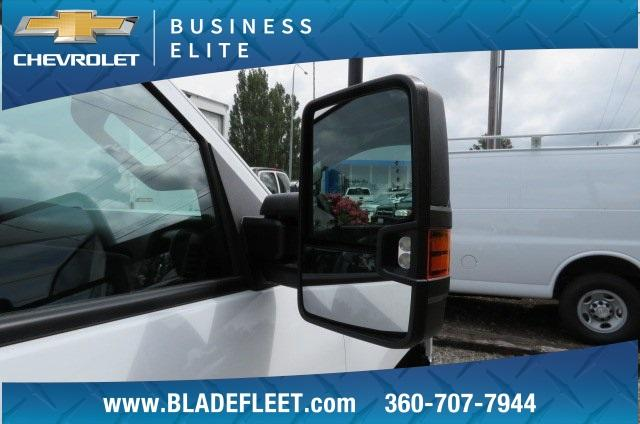 2018 Silverado 3500 Crew Cab DRW 4x4,  Harbor ComboMaster Combo Body #10897 - photo 21
