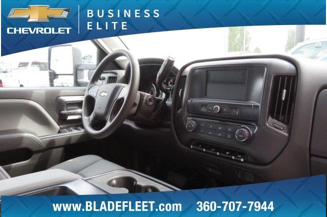 2018 Silverado 3500 Crew Cab DRW 4x4,  Harbor ComboMaster Combo Body #10897 - photo 22
