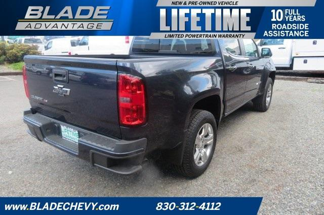2018 Colorado Crew Cab 4x4,  Pickup #10898 - photo 2