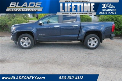 2018 Colorado Crew Cab 4x4,  Pickup #10898 - photo 8