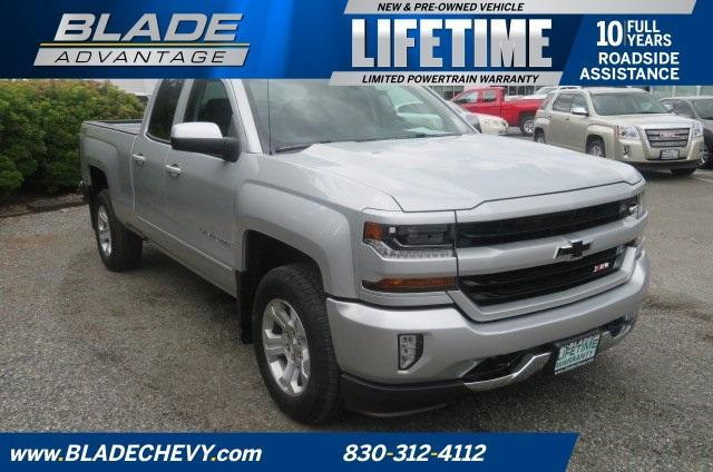 2018 Silverado 1500 Double Cab 4x4,  Pickup #10918 - photo 1