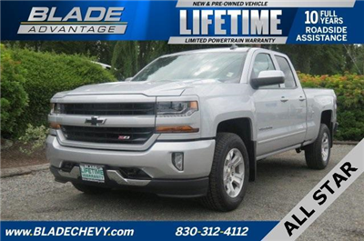 2018 Silverado 1500 Double Cab 4x4,  Pickup #10918 - photo 3