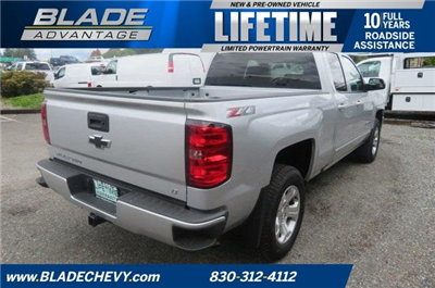 2018 Silverado 1500 Double Cab 4x4,  Pickup #10918 - photo 2