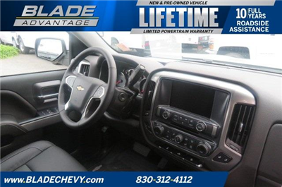2018 Silverado 1500 Double Cab 4x4,  Pickup #10918 - photo 23
