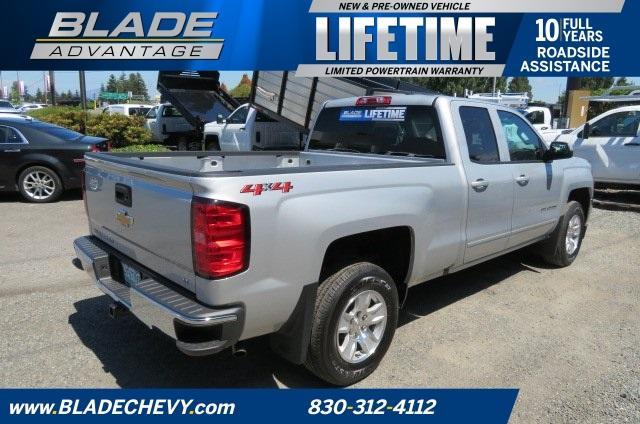 2018 Silverado 1500 Double Cab 4x4,  Pickup #10935 - photo 24