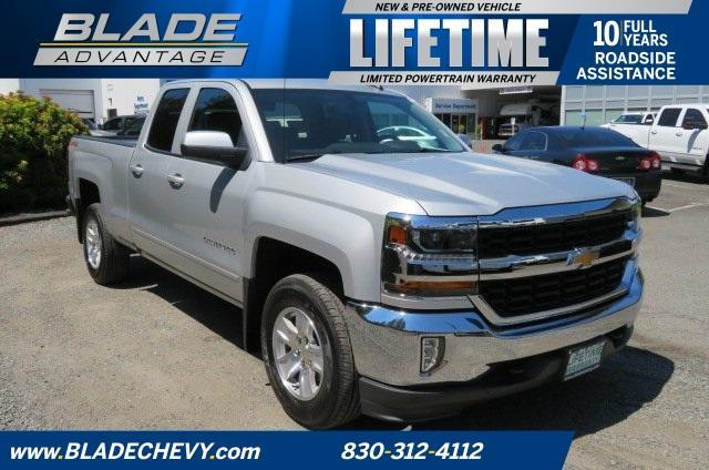 2018 Silverado 1500 Double Cab 4x4,  Pickup #10935 - photo 27