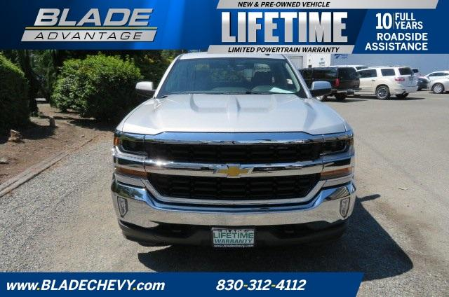 2018 Silverado 1500 Double Cab 4x4,  Pickup #10935 - photo 28