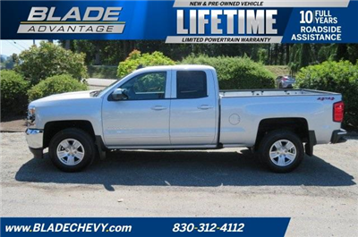 2018 Silverado 1500 Double Cab 4x4,  Pickup #10935 - photo 7