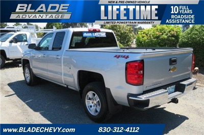 2018 Silverado 1500 Double Cab 4x4,  Pickup #10935 - photo 2