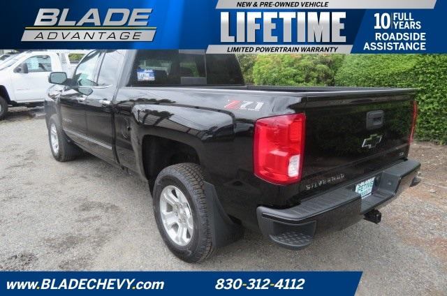 2018 Silverado 1500 Double Cab 4x4,  Pickup #10960 - photo 2