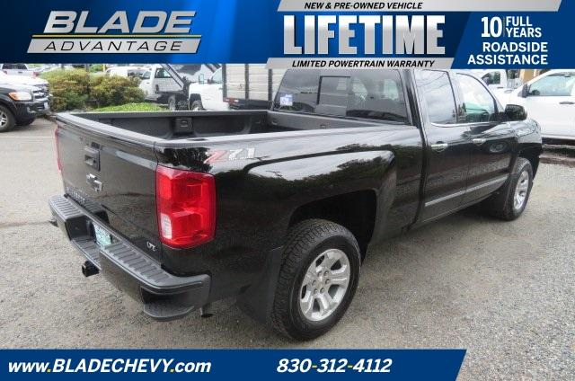 2018 Silverado 1500 Double Cab 4x4,  Pickup #10960 - photo 23