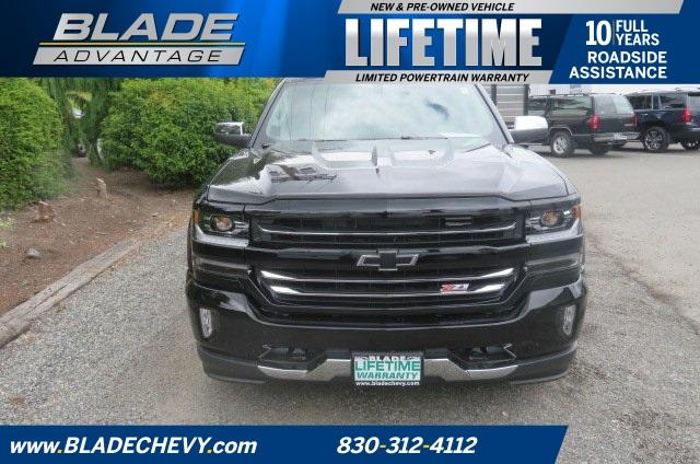 2018 Silverado 1500 Double Cab 4x4,  Pickup #10960 - photo 28