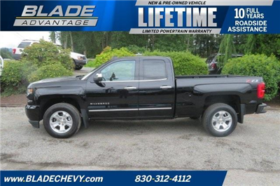 2018 Silverado 1500 Double Cab 4x4,  Pickup #10960 - photo 7