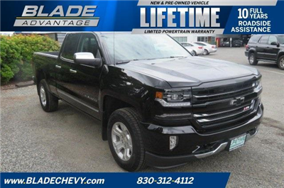 2018 Silverado 1500 Double Cab 4x4,  Pickup #10960 - photo 27