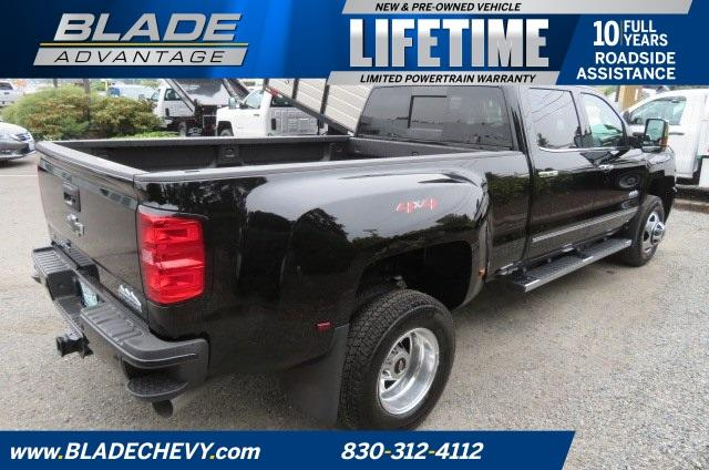2019 Silverado 3500 Crew Cab 4x4,  Pickup #11066 - photo 33