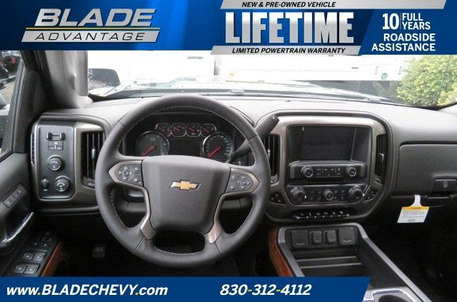 2019 Silverado 3500 Crew Cab 4x4,  Pickup #11066 - photo 5