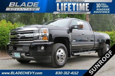2019 Silverado 3500 Crew Cab 4x4,  Pickup #11066 - photo 1