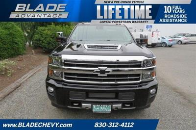 2019 Silverado 3500 Crew Cab 4x4,  Pickup #11066 - photo 37