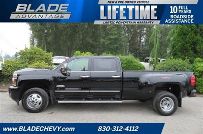 2019 Silverado 3500 Crew Cab 4x4,  Pickup #11066 - photo 8