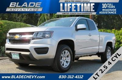 2019 Colorado Extended Cab 4x2,  Pickup #11116 - photo 1