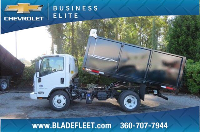 2018 LCF 5500XD Regular Cab 4x2,  The Fab Shop Landscape Dump #11157 - photo 1