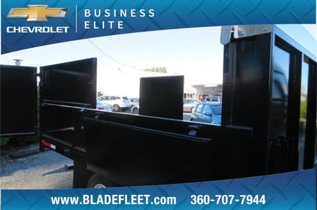 2018 LCF 5500XD Regular Cab 4x2,  The Fab Shop Landscape Dump #11157 - photo 20