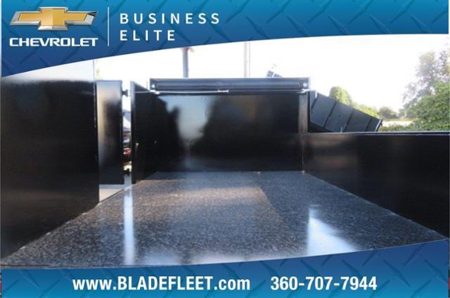 2018 LCF 5500XD Regular Cab 4x2,  The Fab Shop Landscape Dump #11157 - photo 21
