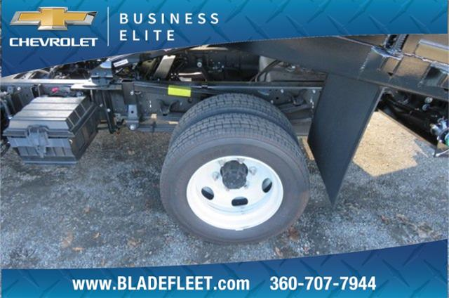 2018 LCF 5500XD Regular Cab 4x2,  The Fab Shop Landscape Dump #11157 - photo 22