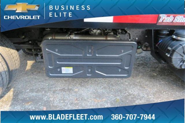 2018 LCF 5500XD Regular Cab 4x2,  The Fab Shop Landscape Dump #11157 - photo 25