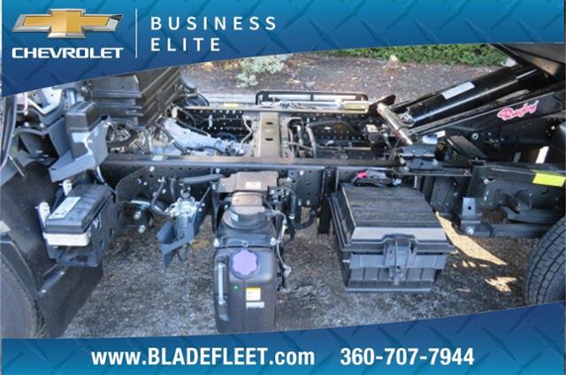 2018 LCF 5500XD Regular Cab 4x2,  The Fab Shop Landscape Dump #11157 - photo 28