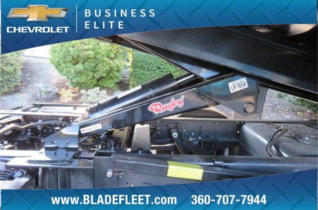 2018 LCF 5500XD Regular Cab 4x2,  The Fab Shop Landscape Dump #11157 - photo 29