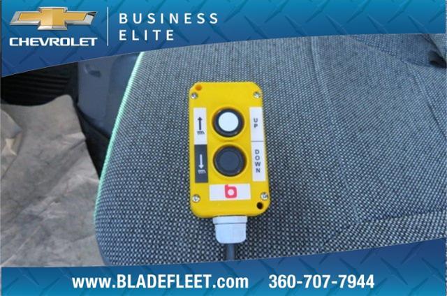 2018 LCF 5500XD Regular Cab 4x2,  The Fab Shop Landscape Dump #11157 - photo 41
