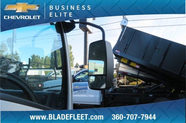 2018 LCF 5500XD Regular Cab 4x2,  The Fab Shop Landscape Dump #11157 - photo 42