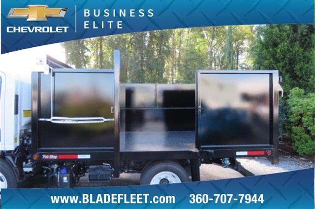 2018 LCF 5500XD Regular Cab 4x2,  The Fab Shop Landscape Dump #11157 - photo 11