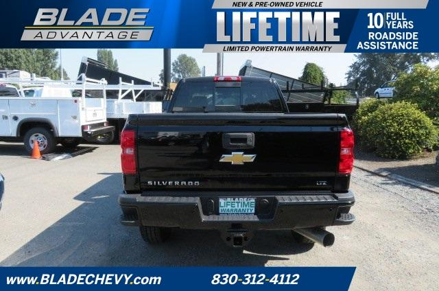 2019 Silverado 3500 Crew Cab 4x4,  Pickup #11214 - photo 30