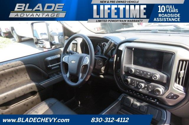 2019 Silverado 3500 Crew Cab 4x4,  Pickup #11214 - photo 34